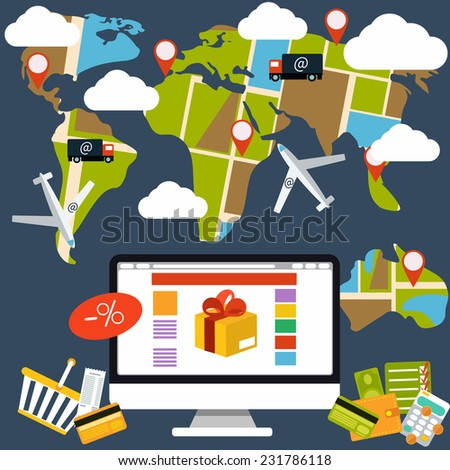 internet shop business