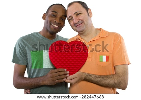 irish escort guide gay interracial