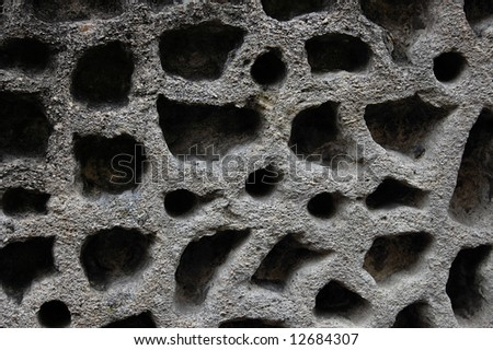 intricate stone background