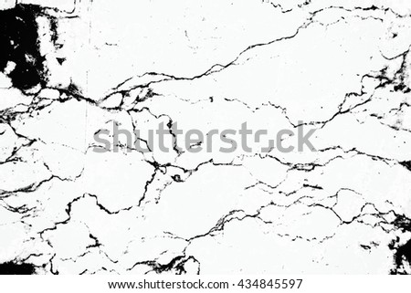 Invert color texture marble,Black and white marble texture background,Isolated textrue marble or pattern marble for design or decorate project.