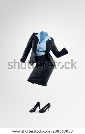 Invisible Woman Stock Images Royalty Free Images