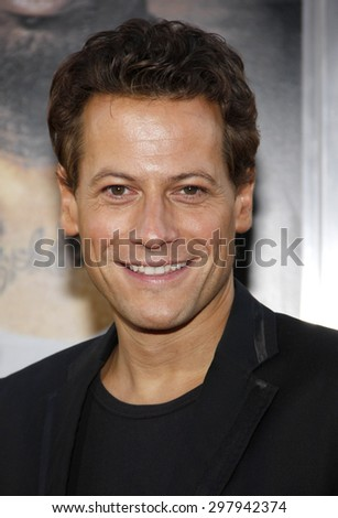 Ioan Gruffudd at the Los Angeles premiere of 'Horrible Bosses' held at the Grauman's Chinese Theatre in Hollywood on June 30, 2011.
