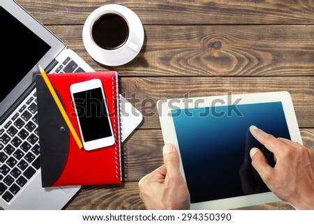 Ipad, Digital Tablet, Internet.
