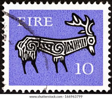 Ireland Circa 1968 Stamp Printed Ireland Stock Photo Download Now