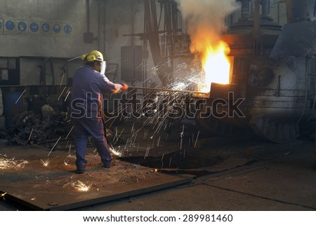 Iron and steel industry