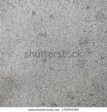 Iron cast surface - stock photo