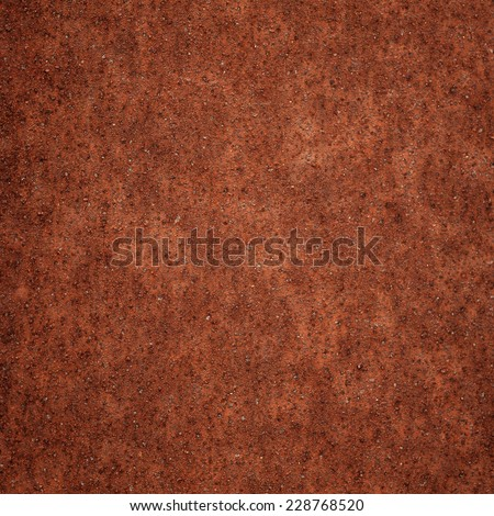 Iron rust texture, seamless background. - stock photo