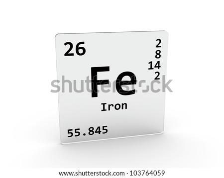 Iron symbol fe element periodic table stock illustration 103764059 iron symbol fe element of the periodic table urtaz Images