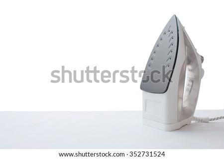 Ironing - stock photo