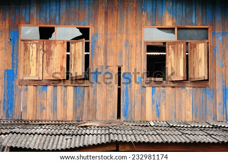 is architecture building many style  - stock photo