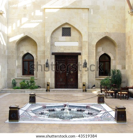 islamic architecture elements cairo stock photo edit now 43519384