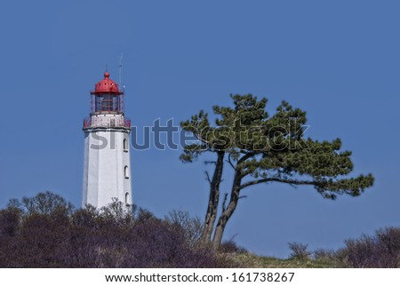Island Hiddensee Lighthouse, Germany