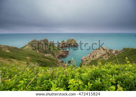 Island of Guernsey, Channel Islands, UK