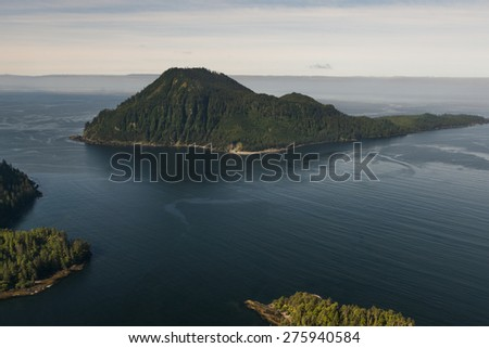 Islands in the Pacific Ocean, Skeena-Queen Charlotte Regional District, Haida Gwaii, Graham Island, British Columbia, Canada