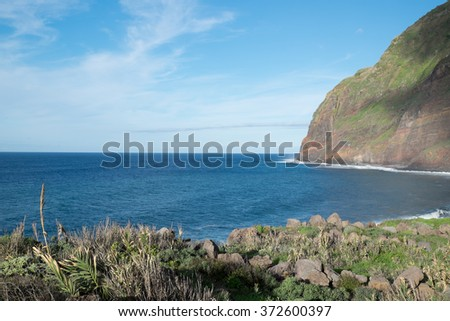Isle of Madeira, North Coast