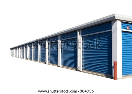 Isolate storage building
