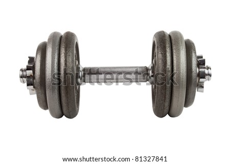 Isolated dumbbell