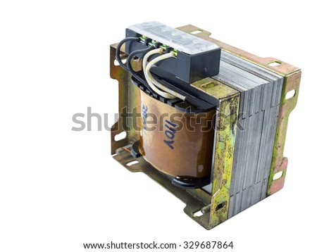Isolated Electric Transformer