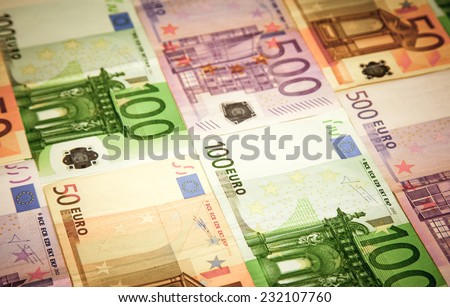 Isolated euros