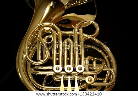 French horn Stock Photos, Images, & Pictures | Shutterstock
