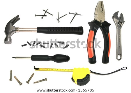 Isolated home improvement kit