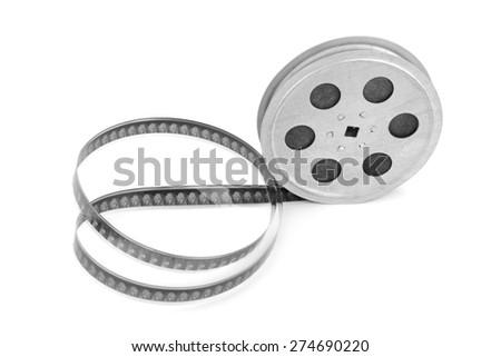 isolated on white - stock photo