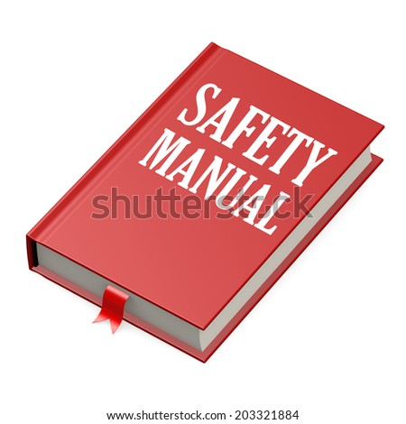Safety Manual Stock Photos RoyaltyFree Images  Vectors