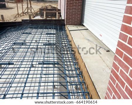 Isolation joint slab on grade epoxy stock photo 664190608 for Isolation construction