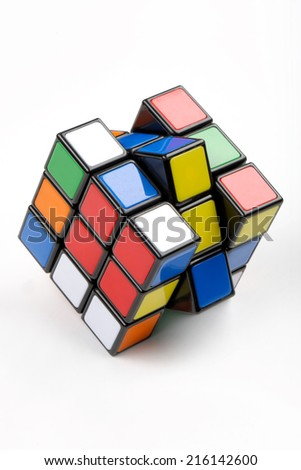 rubiks cube stock photos royalty free images vectors. Black Bedroom Furniture Sets. Home Design Ideas