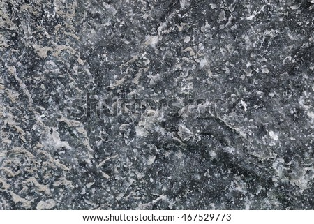 it is black and white stone texture for pattern and background.