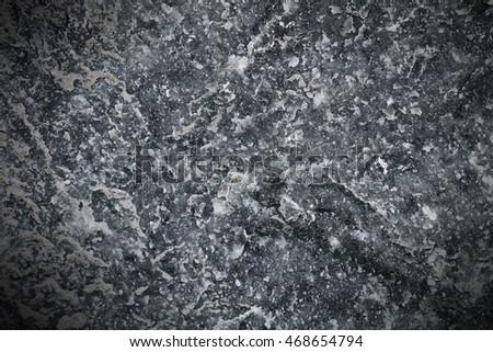 it is black and white stone texture with edge shadow for background