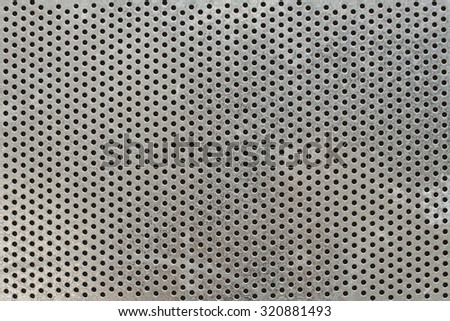 It is Corrugated iron texture for pattern and background.