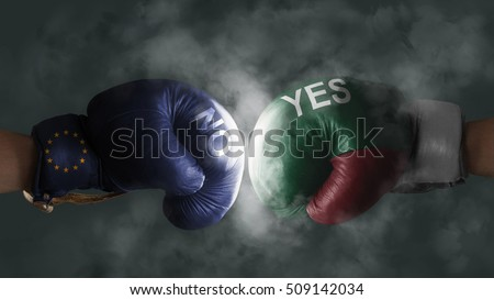 Italexit, Symbol of a Referendum Italy vs EU