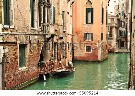 Italia, Venezia - stock photo