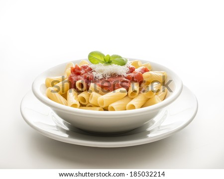 italian  cuisine - stock photo