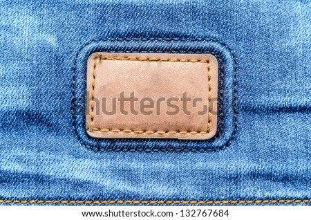 Items of clothing buttons, buckles and zippers. Photo Close-up - stock photo