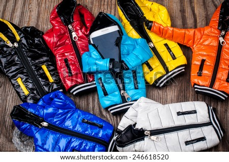 jackets for mobile phone