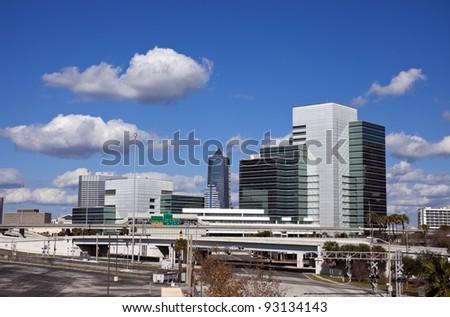 Jacksonville - stock photo