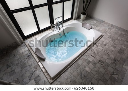 Bathroom Jacuzzi jacuzzi stock images, royalty-free images & vectors | shutterstock