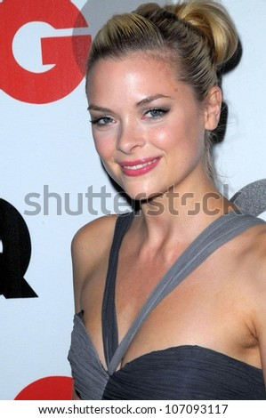 Jaime King  at the 2008 GQ 'Men of the Year' Party. Chateau Marmont Hotel, Los Angeles, CA. 11-18-08