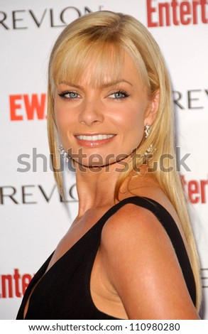 Jaime Pressley  at Entertainment Weekly's 5th Annual Pre-Emmy Party. Opera and Crimson, Hollywood, CA. 09-15-07
