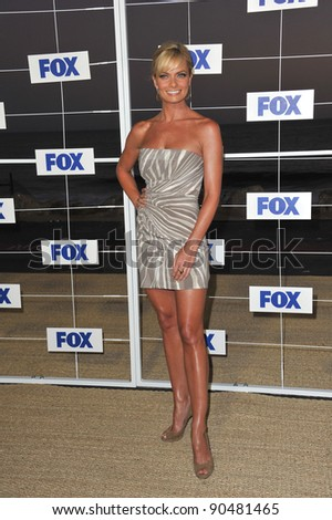 Jaime Pressly at the Fox TV Summer 2011 All-Star Party at Gladstones Restaurant, Malibu. August 5, 2011  Malibu, CA Picture: Paul Smith / Featureflash - stock photo