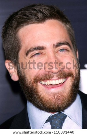 "Jake Gyllenhaal at the Los Angeles premiere of ""Rendition"". Academy of Motion Picture Arts And Sciences, Beverly Hills, CA. 10-10-07"