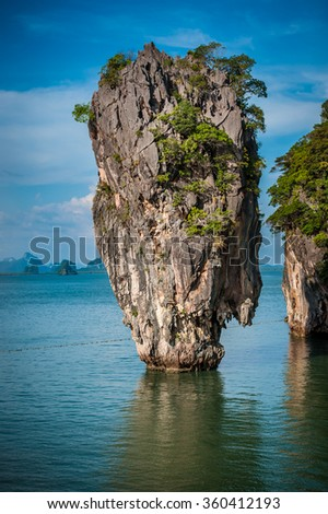James Bond Island - Phang Nga Bay, Thailand