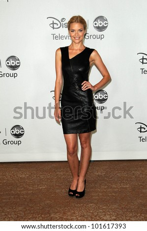 Jamie King at the Disney ABC Television Group Summer 2010 Press Tour, Beverly Hilton Hotel, Beverly Hills, CA. 08-01-10