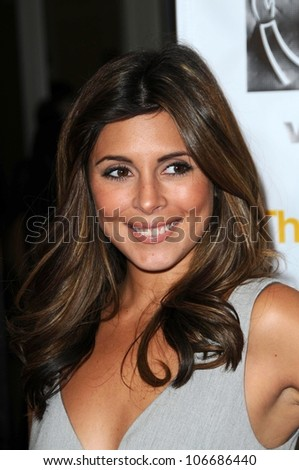 Jamie-Lynn Sigler  at the 4th Annual GLSEN Respect Awards. Beverly Hills Hotel, Beverly Hills, CA. 10-10-08
