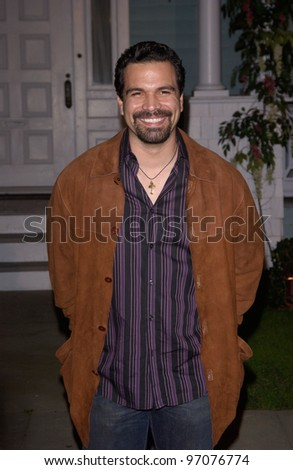 Jan 23, 2005; Los Angeles, CA: Desperate Housewives star RICARDO ANTONIO at ABC TV's All Star Party on the Desperate Housewive lot at Universal Studios, Hollywood.