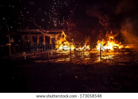 Jan 22, 2014 Wave of anti-government protests gone violent in Kyiv Ukraine