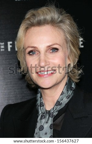"Jane Lynch at the ""A.C.O.D."" Los Angeles Premiere, Landmark Theater, Los Angeles, CA 09-26-13"