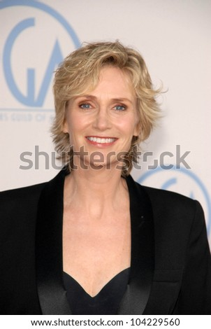 Jane Lynch at the 21st Annual PGA Awards, Hollywood Palladium, Hollywood, CA. 01-24-10
